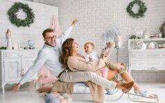 Kalėdų tradicijos su vaikais: 10 idėjų, kurios sukurs šventinę nuotaiką
