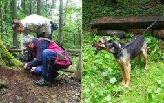 Šunų gebėjimai, apie kuriuos anksčiau nežinojome: padės saugoti nykstančias rūšis