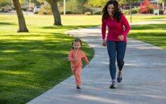 Kaip tėvams prižiūrėti savo sveikatą, kad jų vaikai nesirgtų?