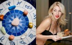 Idealiausia DIETA pagal zodiako ženklą