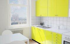 Kaip susikurti svajonių virtuvę