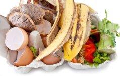 7 komponentai, kurių negalima mesti į komposto krūvą
