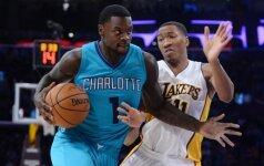 """Mainai: L. Stephensonas keliasi į """"Clippers"""", M. Barnesas – į """"Hornets"""""""