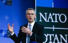 NATO generalinis sekretorius Jens Stoltenberg