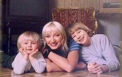 K. Orbakaitė atskleidė, kodėl savo vaikams nedavė lietuviškos pavardės FOTO VIDEO