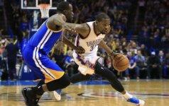 NBA lygoje – K. Duranto karjeros rekordas, R. Rondo sugrįžimas ir G. Popovičiaus išvarymas