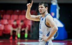 Nauja karjeros stotelė: V. Čižauskas žais Estijoje