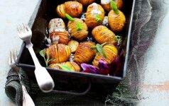 8 nenusibostantys ir labai skanūs receptai iš bulvių