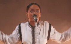 """Rihanna - didžiausia """"Global Citizens Festival"""" festivalio žvaigždė"""