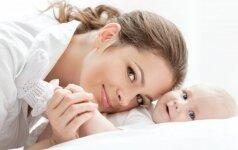 Atvirai apie motinystę: tai – ir laimė, ir našta