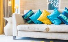 VIDEO: psichologė pataria, kaip namuose sukurti gerą atmosferą