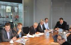 LKF vykdomasis komitetas įvertino rinktinių rezultatus
