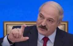 President of Belarus Aleksander Lukashenko