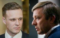 G. Landsbergis neatmeta galimybės dirbti opozicijoje