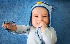 Pora nesutarė, kokį vardą duoti sūnui ir problemą išsprendė originaliai
