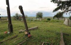 """""""Misija Sibiras'17"""" komandos kapinėse laukė sukrečiantis vaizdas"""