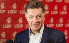 A.Butkevičius neskuba skelbti apie pasitraukimą iš partijos pirmininko pareigų