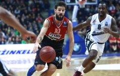 """Nauja stotelė – NBA: N. Laprovittola susitarė su """"Spurs"""""""