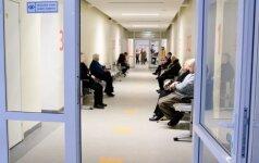 Seimas nustatė, per kiek laiko pacientams turi būti suteiktos medicininės paslaugos