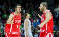 Būsimi Lietuvos krepšininkų varžovai nuskynė pergales