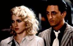 Seanas Pennas ir Madonna