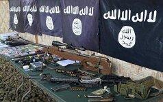 """Sirijos kurdų ir arabų kovotojai pradėjo operaciją prieš """"Islamo valstybę"""""""
