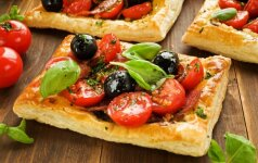 6 receptai skirtingiems tartų įdarams