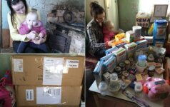 Žmonių reakcija į Lietuvos kaime badaujančią mamą atėmė žadą