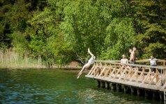 Ištyrė vandens telkinių kokybę: kur šiemet geriau nekelti kojos?
