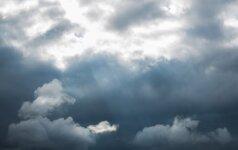 Dėl galimo oro erdvės pažeidimo pasieniečiai atlieka ikiteisminį tyrimą