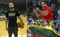 Karjerą NBA darantis treneris nepamiršta genijaus pamokų ir keistų patirčių Lietuvoje