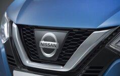 "Atmesta ""Nissan"" ir ""Mitsubishi"" susijungimo galimybė"
