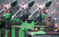 Apklausa: pagrindiniais karinės grėsmės šaltiniais rusai laiko JAV ir Ukrainą