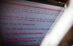 """Suskaičiavo, kiek surinko """"Petya"""" kibernetinės atakos organizatoriai"""