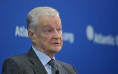 Politikai: Z.Brzezinskis padėjo Lietuvai siekti nepriklausomybės ir integracijos į NATO