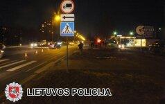 Ieškomi dviejų eismo įvykių Panevėžyje liudininkai