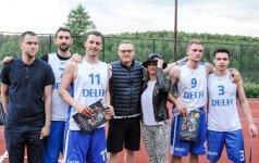 LKL draugų turnyre dėl medalių grūmėsi ir DELFI komanda