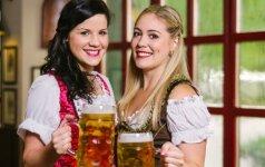 Oktoberfest - alaus mėgėjų meka