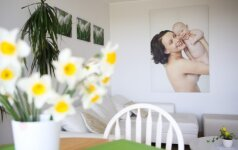 Apsilankymas A. Jasaitytės-Čeburiak būste: namų kūrimas suartina šeimą