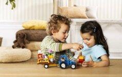 Kaip žaidžiant lavinti ir ugdyti vaikus?