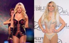 Britney Spears turi antrininką VYRĄ