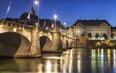 Šveicarijos bankai nusitaikė į turtingus rusus