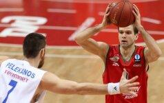 VTB lygoje – latvių ir kazachų pergalės prieš Rusijos grandus