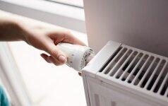 5 priežastys, kodėl nederėtų išjungti šildymo žiemą