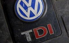 """""""Volkswagen"""" savininkams JAV – iki 10 tūkst. JAV dolerių kompensacijos"""