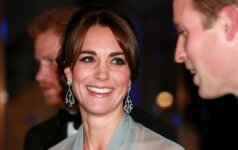 Karalienė pasibjaurėjo K. Middleton nuotraukomis FOTO