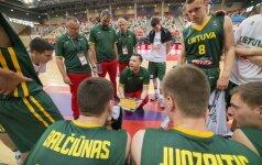 Lietuvos 17-mečių rinktinė – tarp 8 geriausių pasaulio komandų