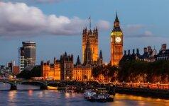 Pamatyti Londoną kitaip: kelionė keltu ir pažintis su Anglijos istorija