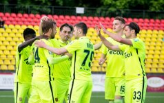 Lietuvos futbolo A lyga: Trakai-Kauno Žalgiris