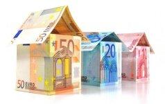Kas lemia individualaus namo draudimo kainą?